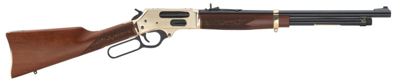 Side Gate Lever Action .410 Shotgun